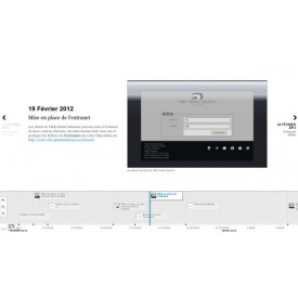 VMR Global Solutions TimelineMaker